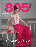pleats a plenty in 805 Living magazine