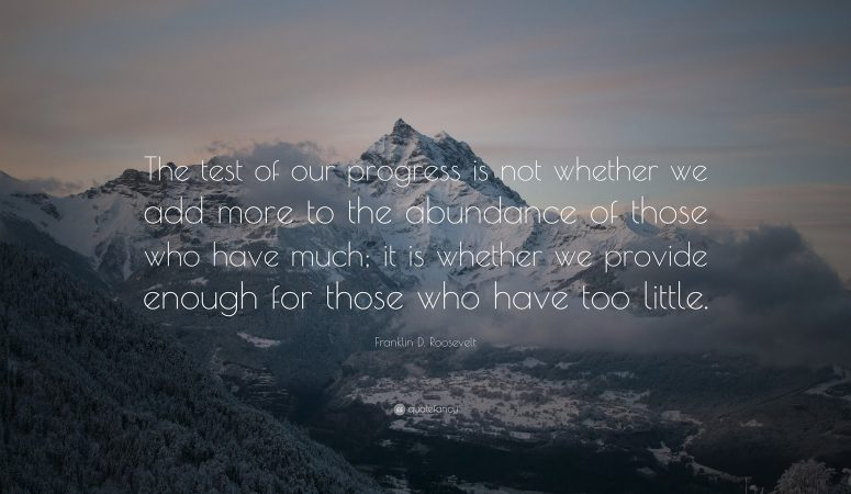 Thoughtful Sunday – Generosity