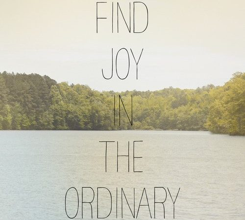 Thoughtful Sunday – Joy