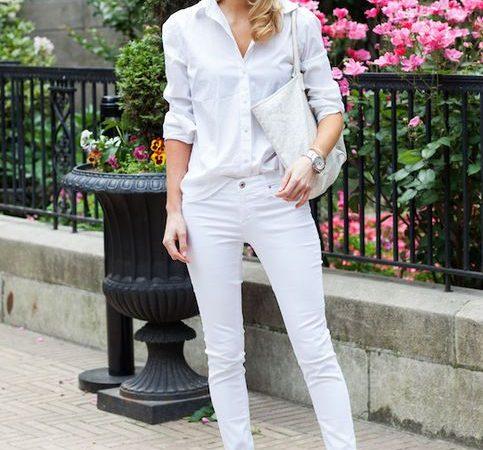 Friday Favorites – White on White
