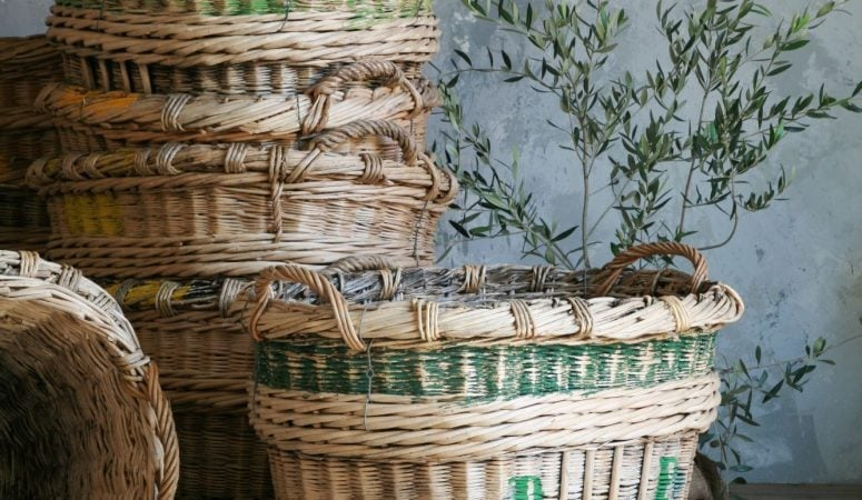 Friday Favorites – Vintage Baskets