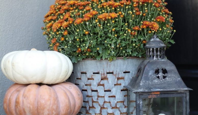 Autumn's in the Air – Fall Home Tour