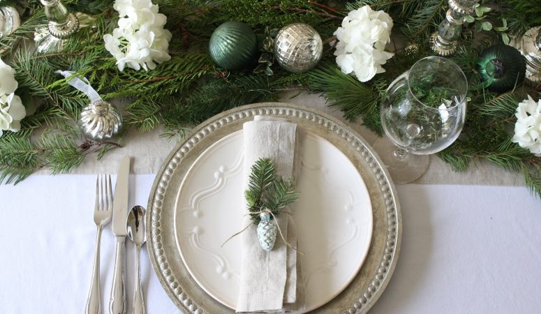 Seven Gorgeous Holiday Tablescapes
