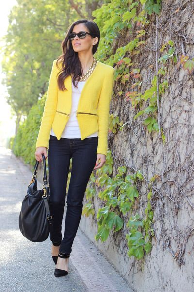 yellow-blazer