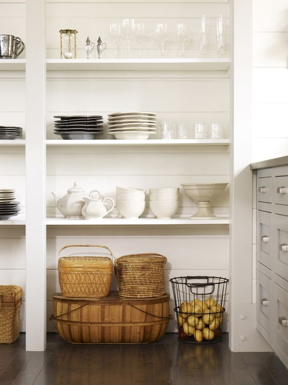 white-kitchen-pantry