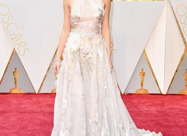 Best Dressed at the 2017 Oscars