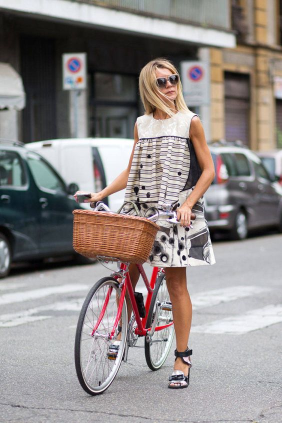 summer-sundress-patterned-bike