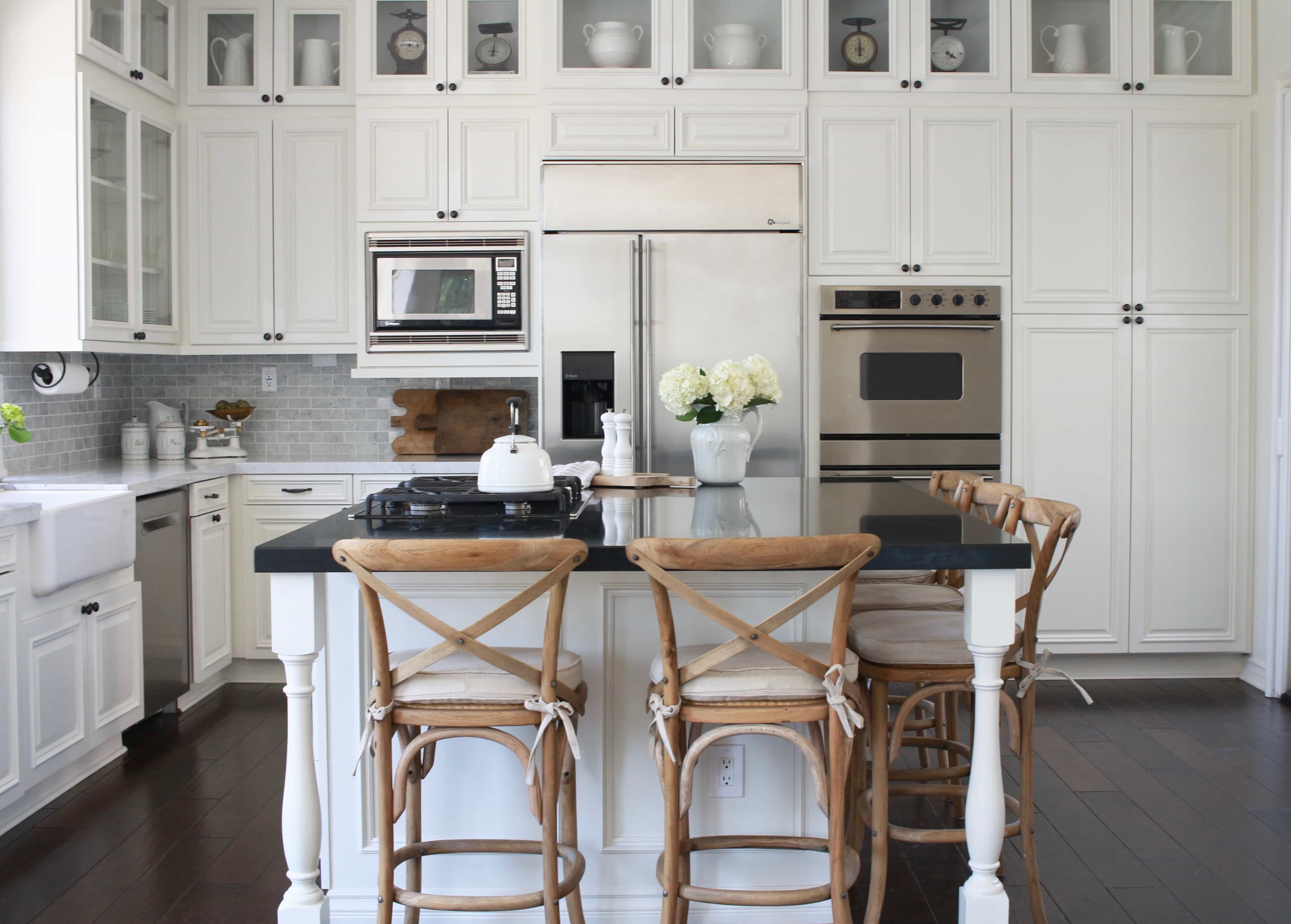 Farmhouse Kitchen Renovation From Dated To Gorgeous
