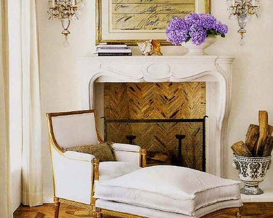 Why a Bergére is the Perfect Chair, and Where to Find the Best Ones!