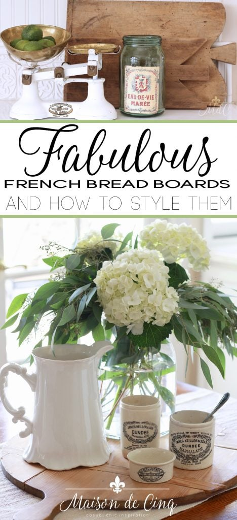 vintage french bread boards styling gorgeous decor maison de cinq