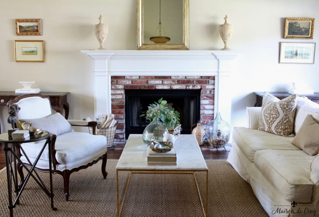 bergere chair perfect french living room gorgeous neutral living room