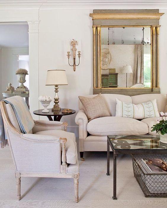 bergere chair beautiful living room loi thai