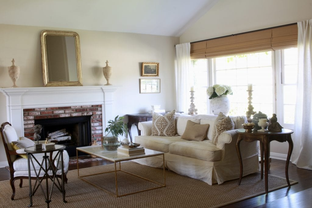 seagrass rugs gorgeous french influenced neutral living room