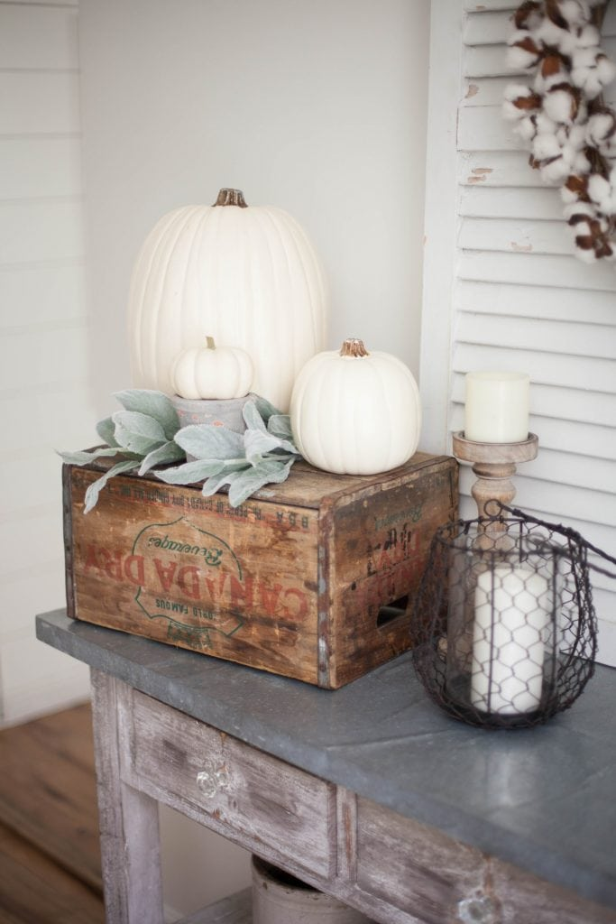 Autumn's in the Air Fall Home Tours lauren mcbride