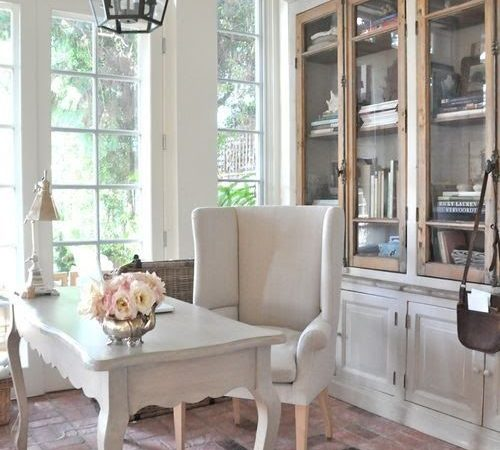 25 Amazingly Chic Home Offices