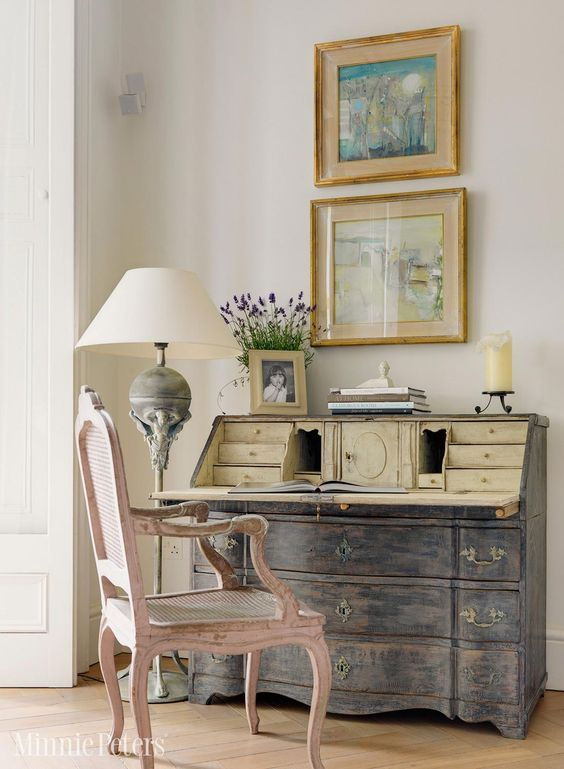 chic home offices minnie peters design gorgeous french desk
