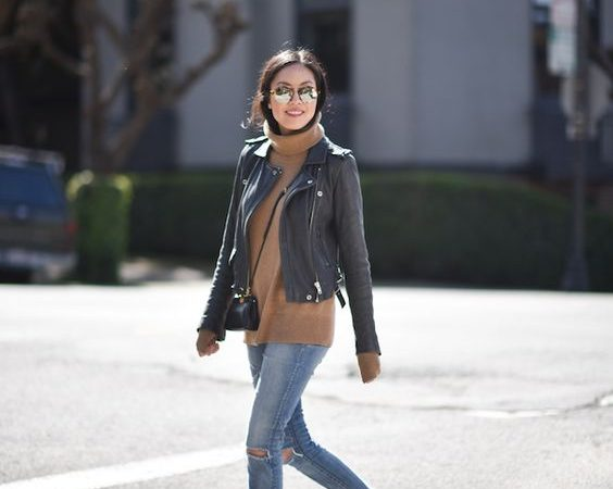 The Innate Style of a Classic Leather Jacket