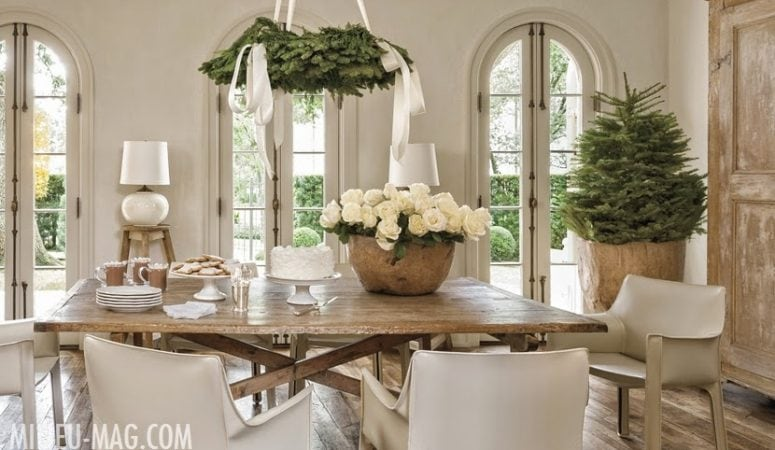 Stunning Neutral Christmas Decor – The Top 20!