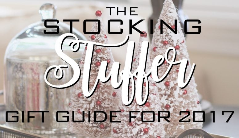 Maison de Cinq's Stocking Stuffer Gift Guide
