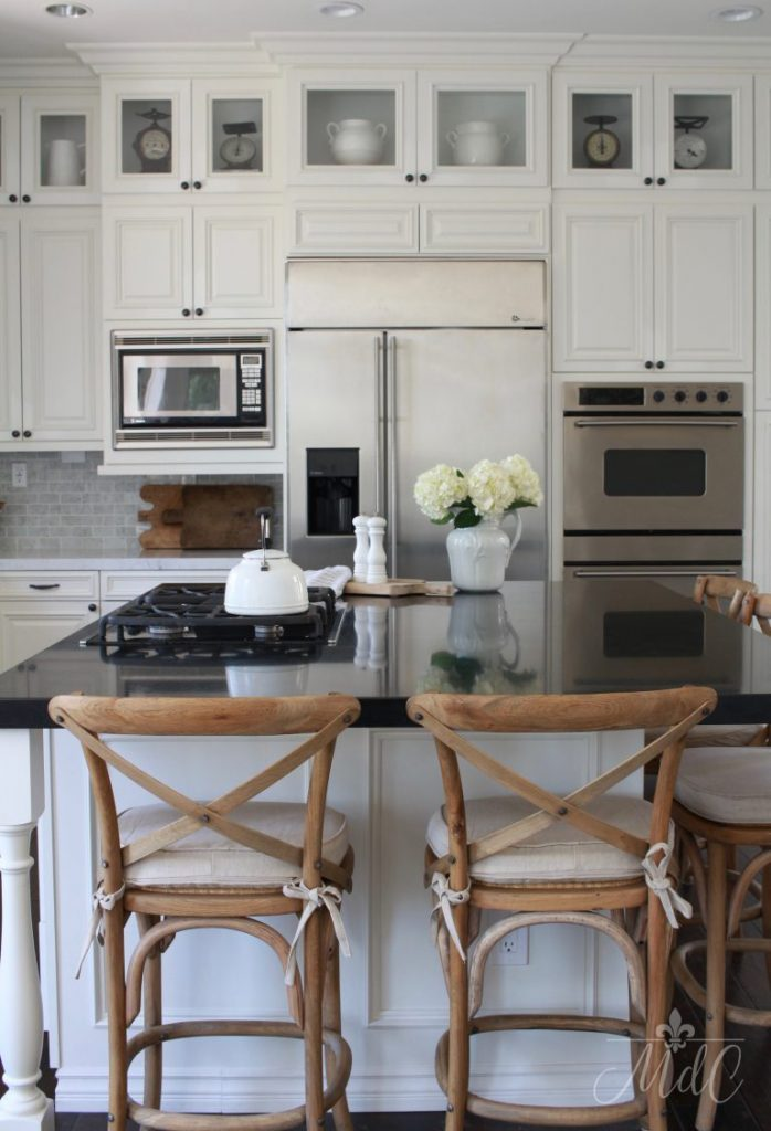 top ten posts farmhouse white kitchen renovation gorgeous transformation