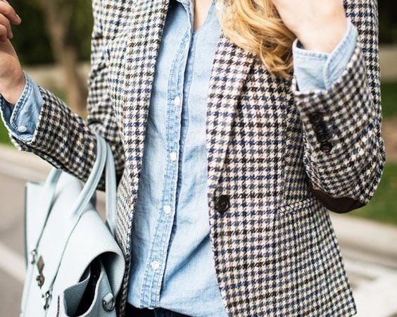 Plaid Blazers: The Versatile, Stylish Must-Have your Wardrobe Needs