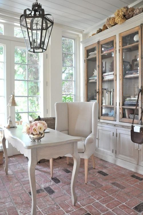 home office chic gorgeous french style