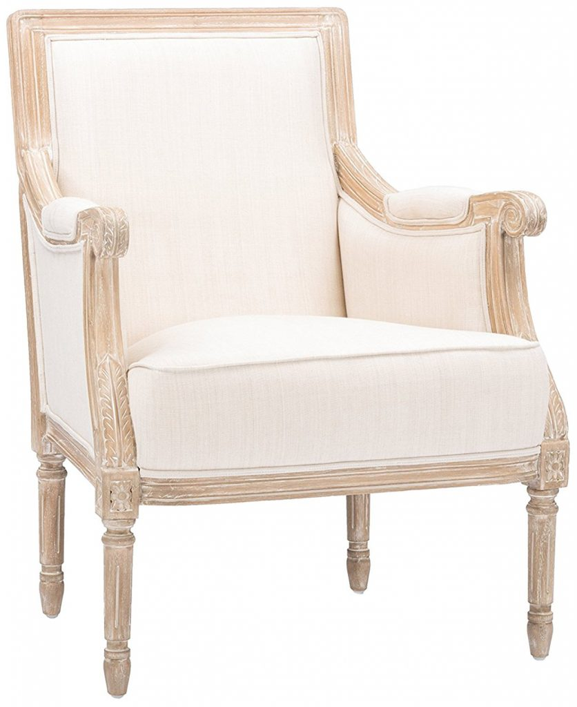 desk chair choice 2 french style chair wayfair one room challenge