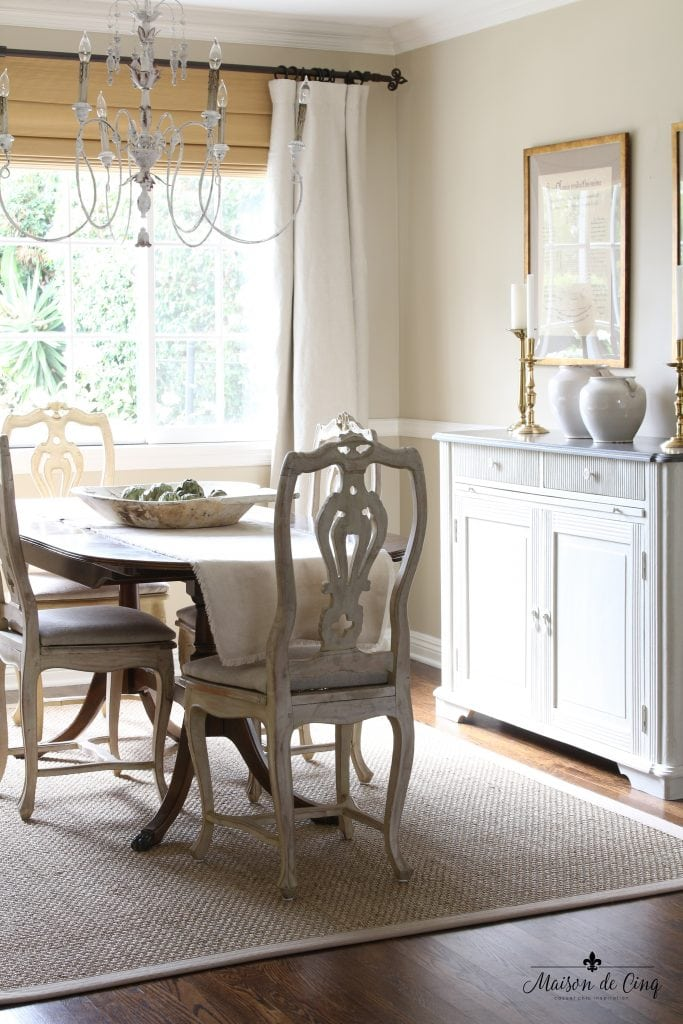 restoration hardware table get the look for less french country dining room
