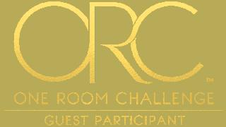 home office one room challenge week 1