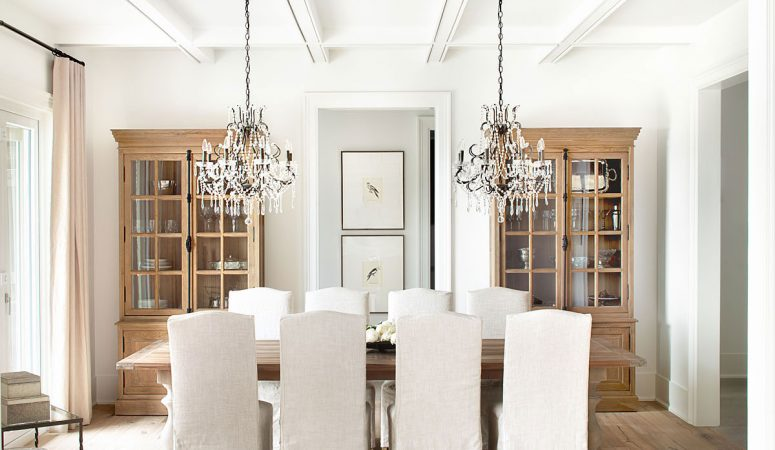 "Best ""Restoration Hardware"" Style Dining Tables – for Less!"