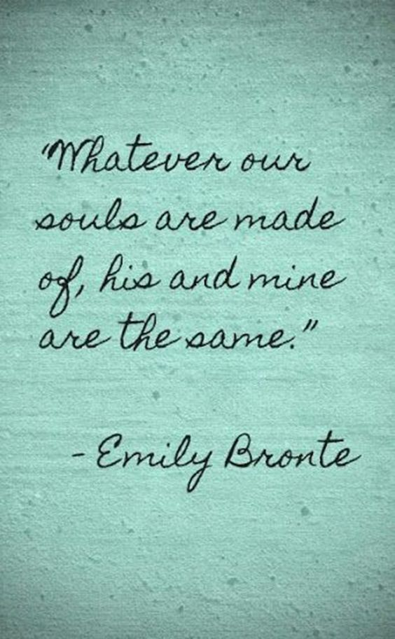 marriage love inspiring quote emily bronte sundays at home thoughtful sunday