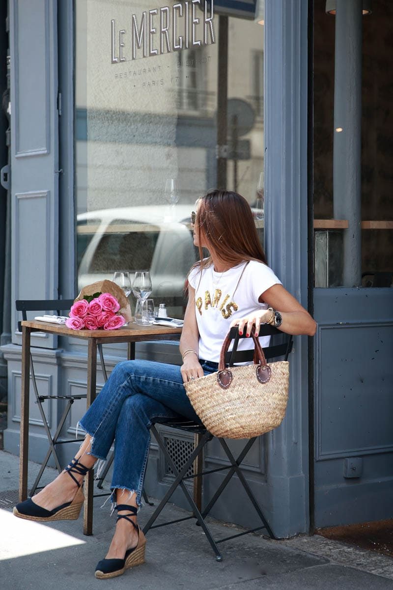 French Style Fashion Essentials Summer Version