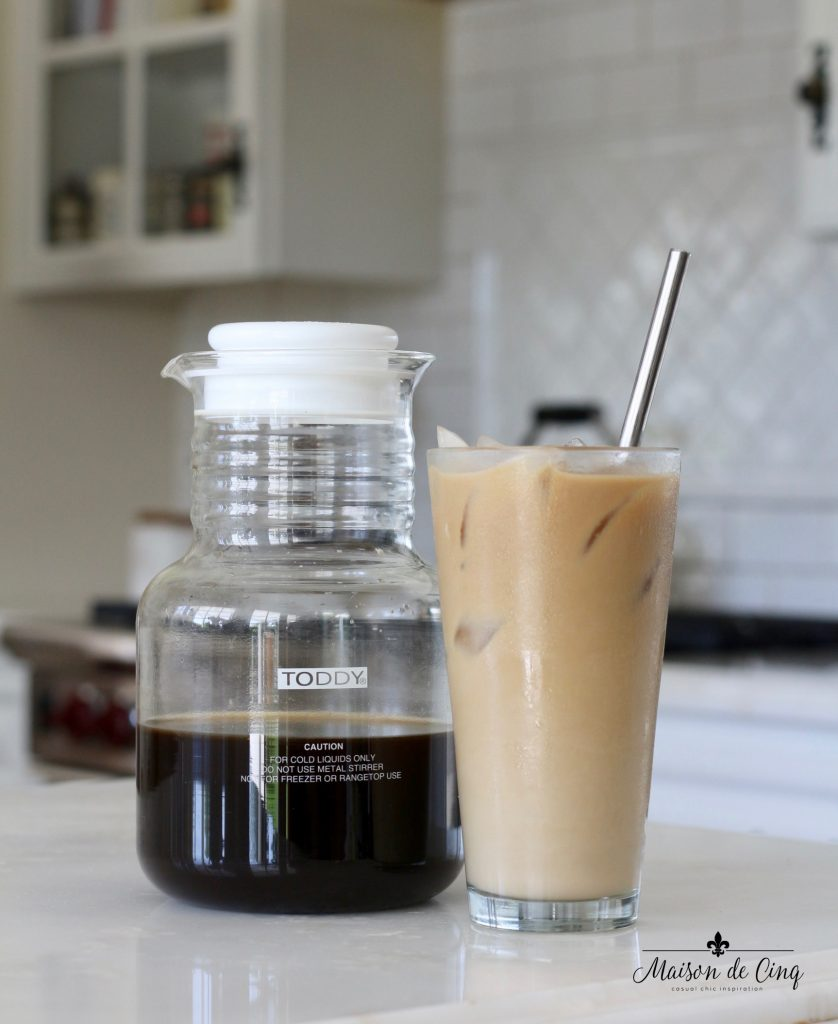 summer essentials toddy cold brew system iced coffee maker