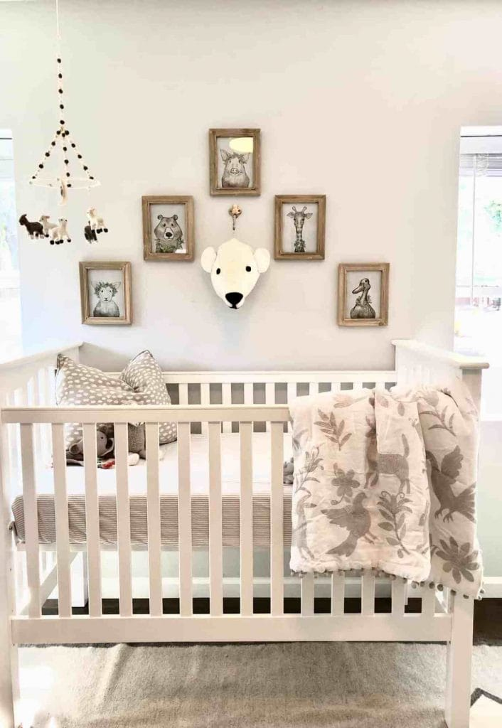 sundays at home adorable neutral nursery