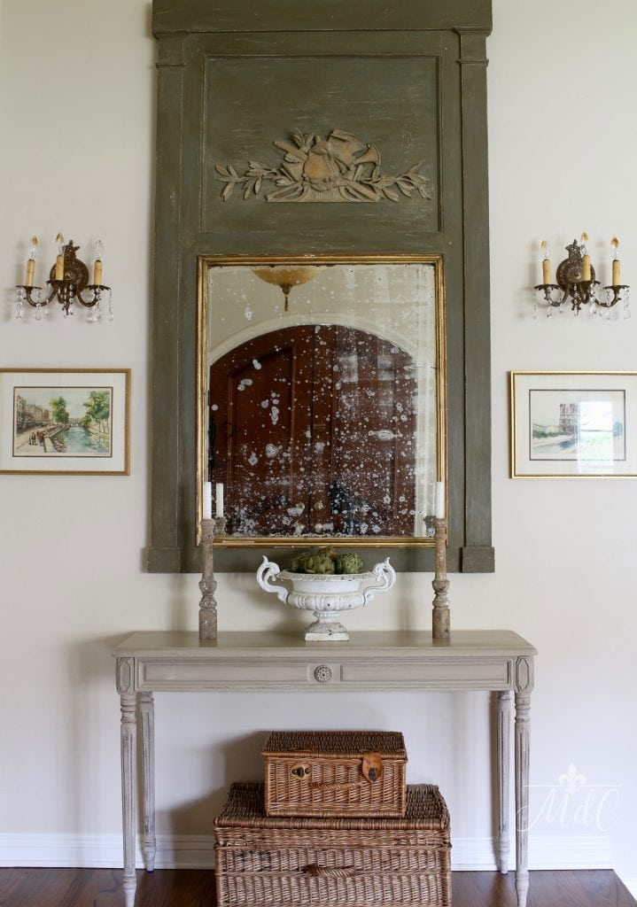 The Ten Most Fabulous French Farmhouse Mirrors Out There