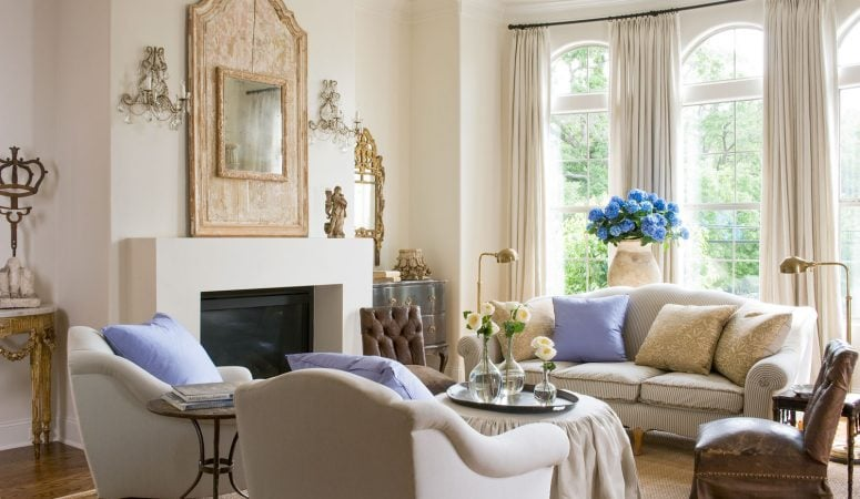 Ten Fabulous French Style Mirrors!