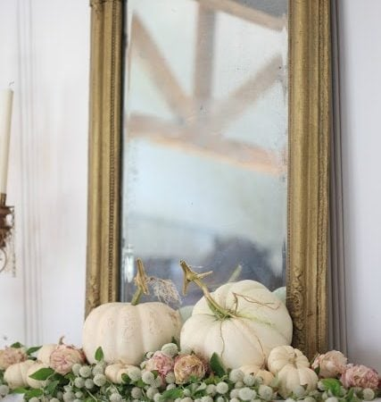 French Country Fridays – French Tables & Chairs, and a Touch of Autumn!