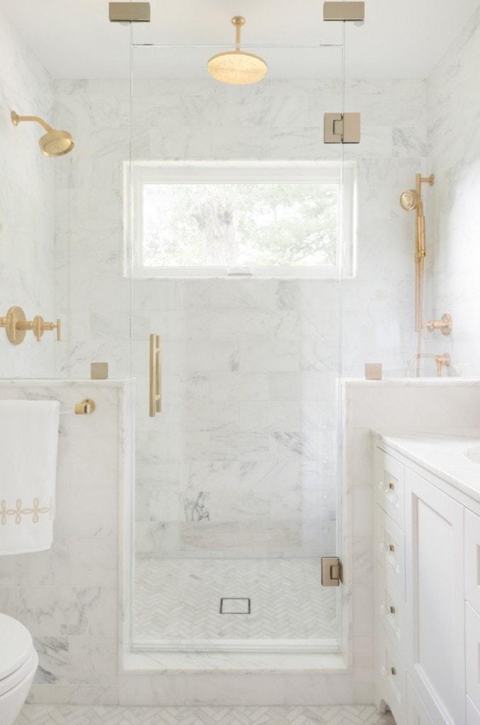 floor & decor inspiration bathroom stunning marble shower brass fixtures