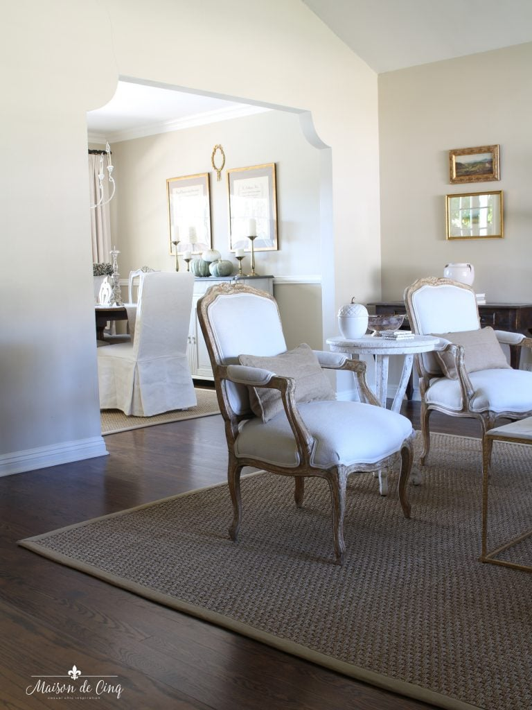 the best way to clean hardwood floors gorgeous french country living room seagrass rug french chairs