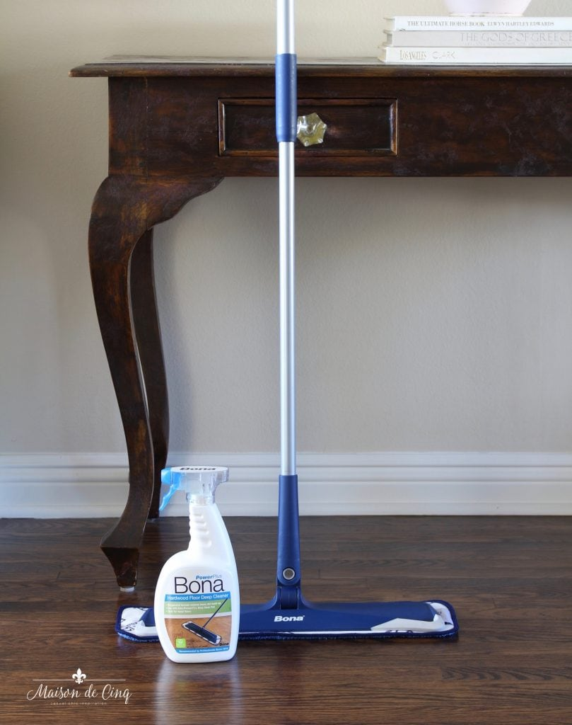 best way to clean your hardwood floors bona products french country room