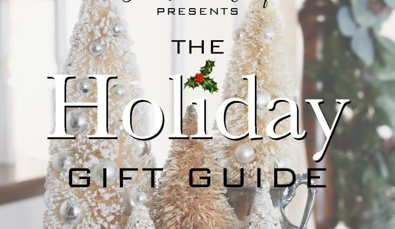 Maison de Cinq's Favorite Things Holiday Gift Guide!