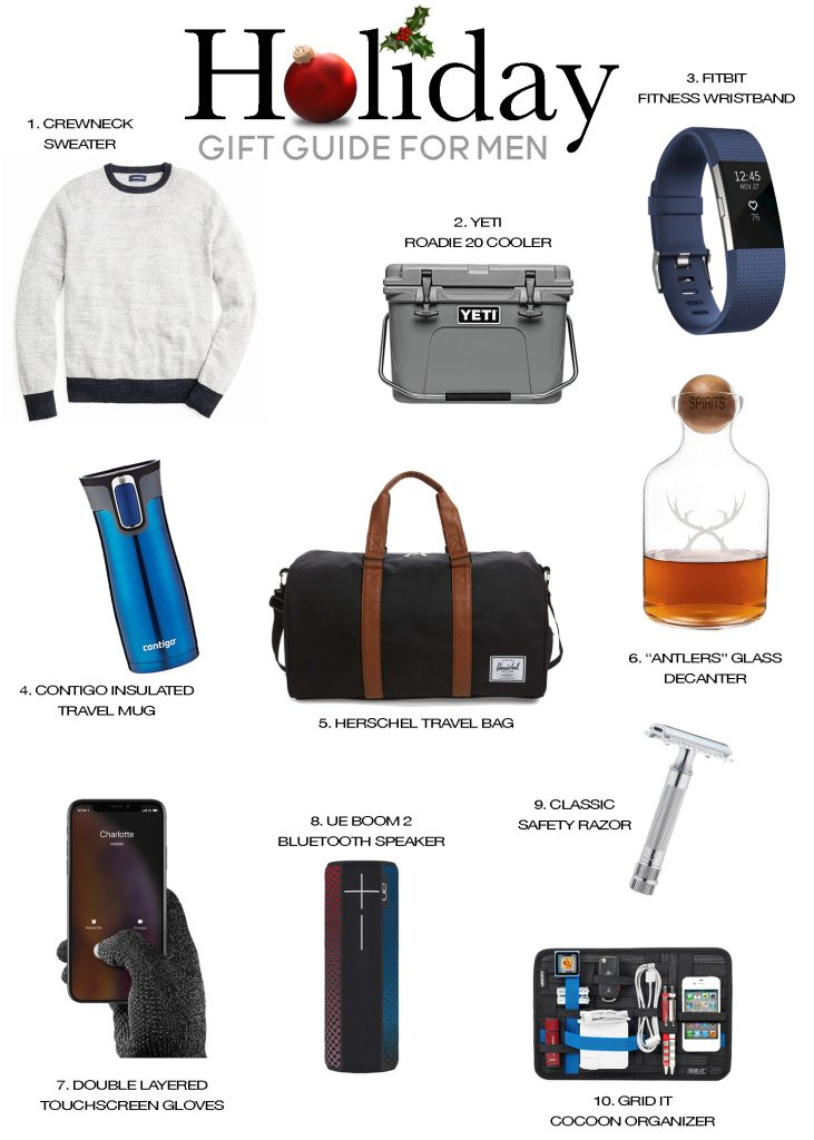 holiday gift guide for men great holiday christmas gift ideas maison de cinq