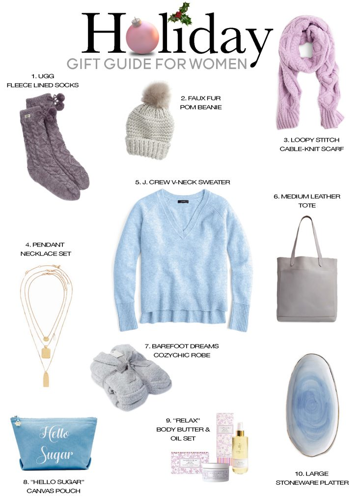 holiday gift guide for women great holiday christmas gift ideas maison de cinq