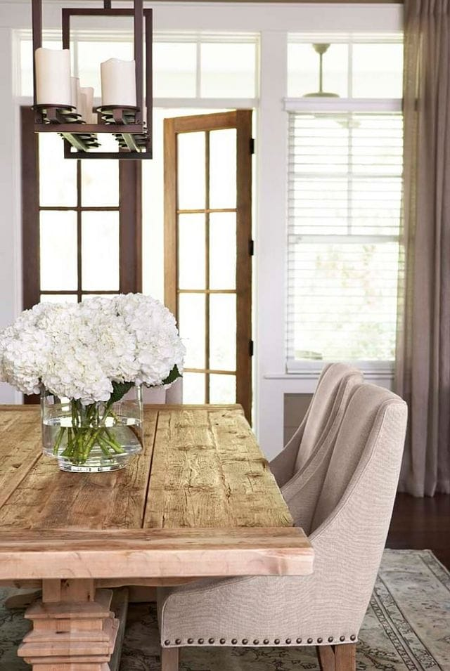 10 Restoration Hardware style dining tables for less top posts of 2019