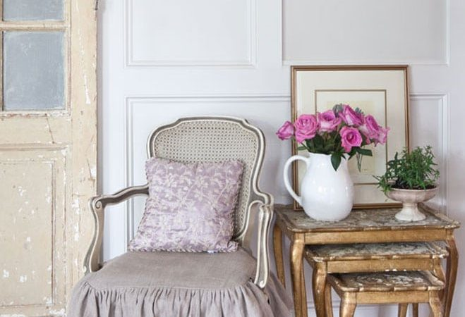French Country Fridays: French Inspired Decor & Some Room Makeovers