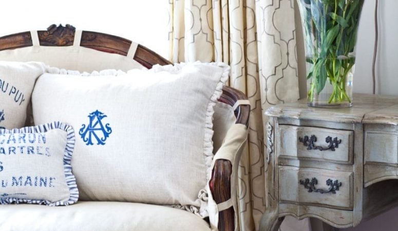 French Country Fridays – Bedrooms, French Ironstone, & More