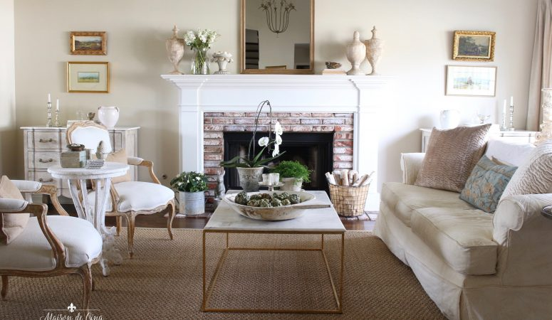 Five Simple but Chic Decorating Tips for Spring