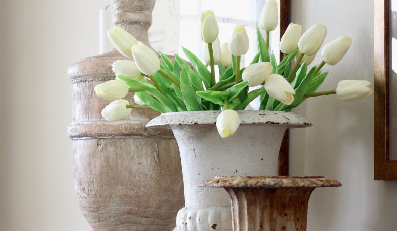 French Country Fridays – Spring Decor, Tables, and More