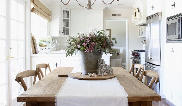 French Country Fridays – Easter Decor & Inspiration Ideas