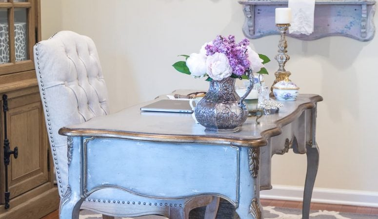 French Country Fridays – Furniture, an Office, a Bathroom, & More!